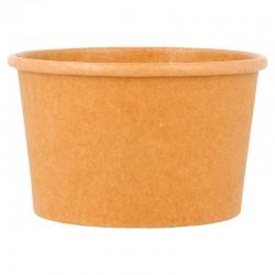 Pots à glaces en carton