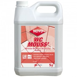 NOVO WC MOUSS Détartrant